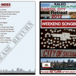 kaleo retreat 2012-2
