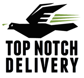 Top Notch Delivery LLC logo design
